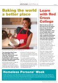 Newsletter - Australian Red Cross - Page 5