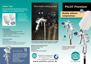 PILOT Premium - Walther Pilot