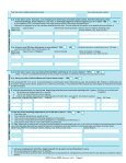 background investigation questionnaire - Washington, District of ... - Page 2