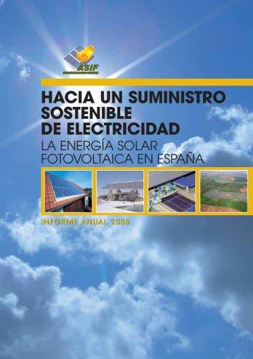 Hacia un suministro sostenible de electricidad - Aperca