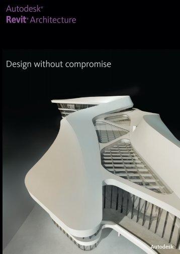 Revit Architecture Overview Brochure