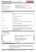 Sikkerhedsdatablad iht. EU forordning nr. 1907/2006 ... - Frederiksen - Page 3