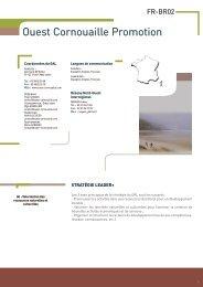 Ouest Cornouaille Promotion - Réseau Leader