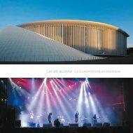 Les arts au pluriel ı Le Luxembourg en musique