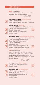 April / Mai 2013 - Ev.-Luth. Johanneskirchgemeinde Dresden ... - Page 4