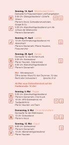 April / Mai 2013 - Ev.-Luth. Johanneskirchgemeinde Dresden ... - Page 5