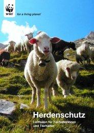 Leitfaden für Tierhalterinnen und Tierhalter - www.wwf.de