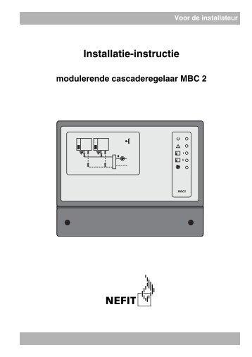 Installatie-instructie MBC2 - NL