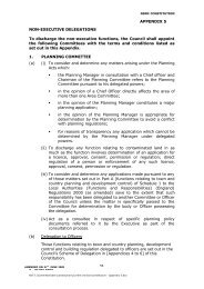 constitution - appendix 5 - North Devon District Council