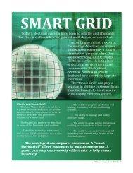 Smart Grid - Missouri Public Service Commission