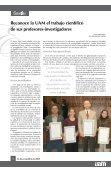 Rolando Víctor García Boutigue, Doctor Honoris Causa por la UAM - Page 6