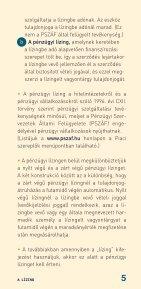 A lízing (2007. október) - Pénzügyi Szervezetek Állami Felügyelete - Page 5