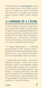 A lízing (2007. október) - Pénzügyi Szervezetek Állami Felügyelete - Page 7