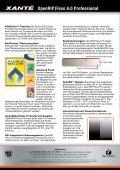 OpenRIP Flexo 6.0 Professional - Xante.com - Seite 4