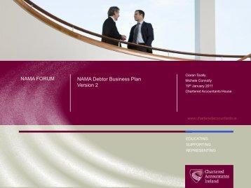 Business Plan Version 2 - Chartered Accountants Ireland