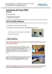 Anleitung ATK PRO (Standard) - Getu Gossau