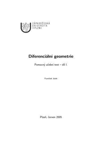 Diferenciální geometrie