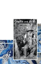 Crafts and Arts