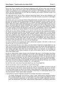 Transformation der vitalen Kräfte - Heinz Kappes - Page 5