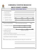 Taking In Charge Of Housing Developments Application Form (PDF ... - Page 4