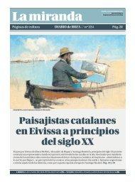 Miguel Ángel González - Diario de Ibiza