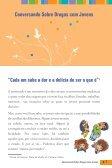 FÉ NA PREVENÇÃO Conversando Sobre Drogas com Jovens - Page 7