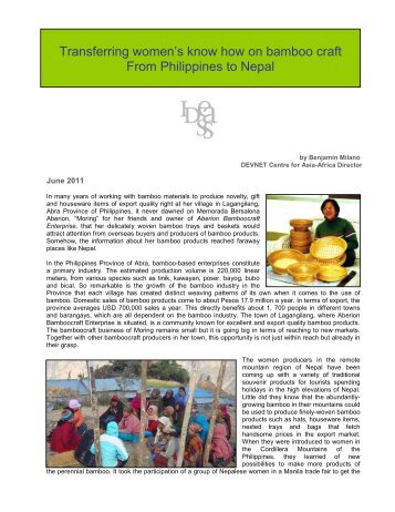 From Philippines to Nepal - Ideassonline.org