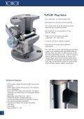 TUFLIN® Plug Valve - SAIDI - Page 2