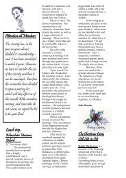 Inside pages 1 - Wokingham Art Society