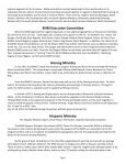 Board for Home Mission Report June – 2012 - The South Central ... - Page 2