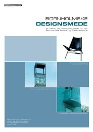 Bornholmske DesignSmede - Bornholms Regionskommune