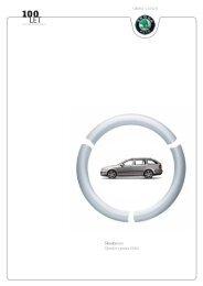Výroční zpráva 2004 - škoda auto