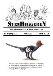 Stenhuggeren april 2010.pub - Jysk Stenklub