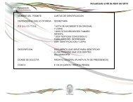 Actualizado al 08 de Abril del 2013 - Municipio de Cuauhtemoc