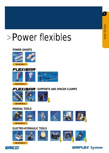 Power flexibles - Elec.ru