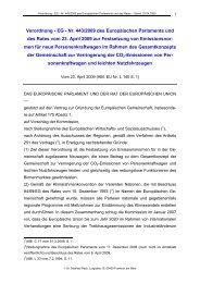 Verordnung - EG - RACK rechtsanwaelte
