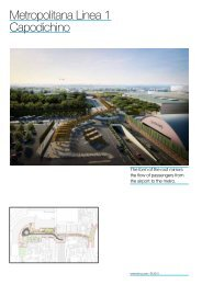 Metropolitana Linea 1 Capodichino - Rogers Stirk Harbour + Partners