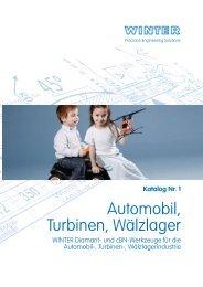 WINTER Katalog Nr 1_Diamant- und cBN-Werkzeuge für die ...