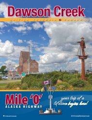 your trip of a - Tourism Dawson Creek