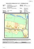 list of planning applications and other proposals submitted under the ... - Page 5