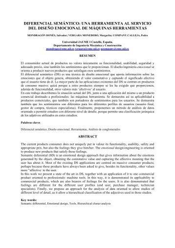 DIFERENCIAL SEMÁNTICO: UNA HERRAMIENTA AL SERVICIO ...