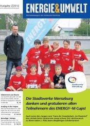 Die Stadtwerke Merseburg danken und gratulieren allen ...