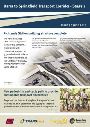 Newsletter #9 - Queensland Rail
