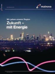 Geschäftsbericht 2010 - Mainova AG