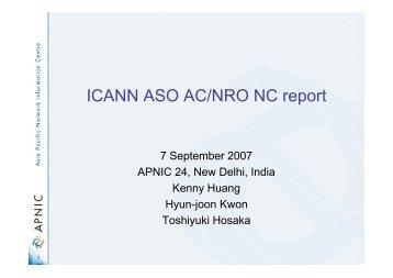 ICANN ASO AC/NRO NC report - apnic