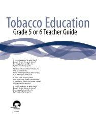 Teachers Guide for Grade 5 or 6