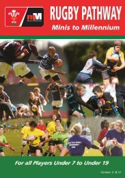 Rugby Pathway Books