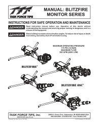 LIX-630 - Task Force Tips