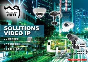 Solutions Professionnelles de Vidéo IP - net generation