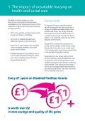 Home solutions to our care crisis - Papworth Trust - Page 6